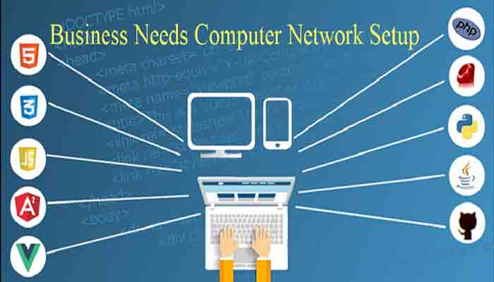 Every Business Needs computer network set up in this technical era