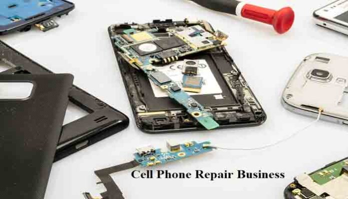 Cell Phone Repair Business