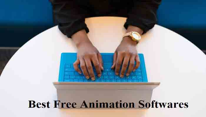 top 8 free animation softwares