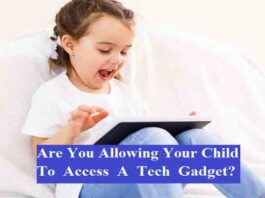are you allowing childern to access tech gadgets? if yes please read this article!