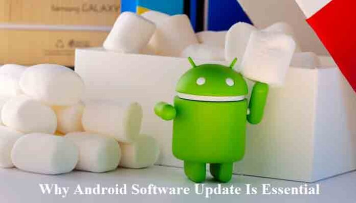 android software update