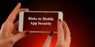 risks to mobile app security