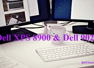 dell xps 8900 and dell 9020