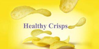 healthy crisps