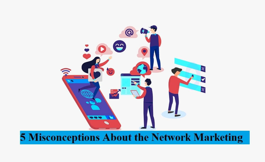 misconception of network marketing