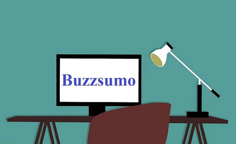 buzzsumo social media tool