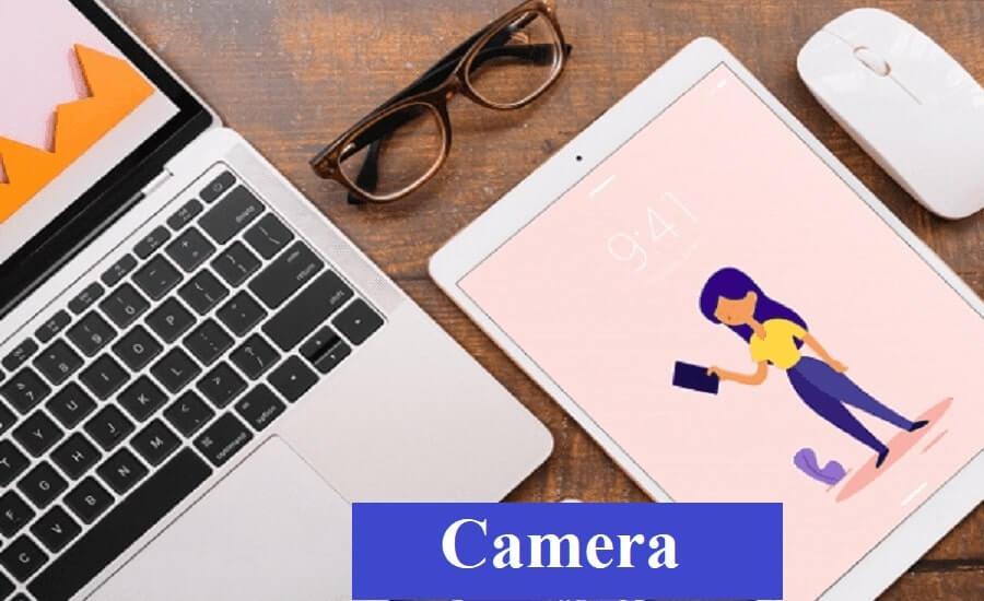 tablet vs laptop cameras