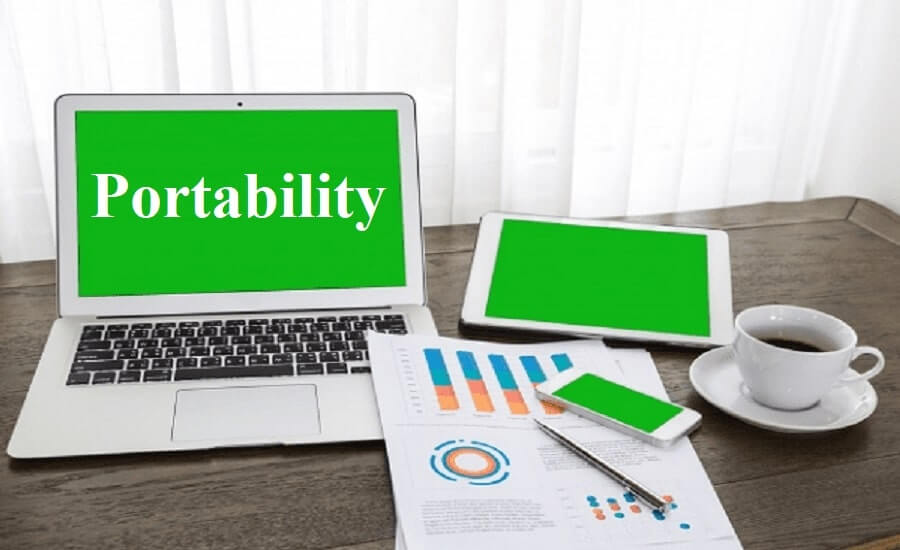 tablet vs laptop portability