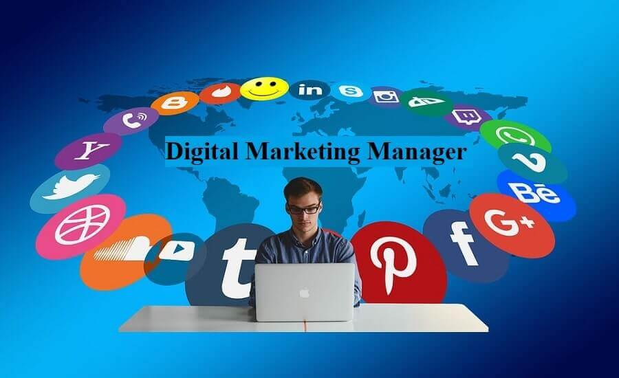 what is Digital Marketing Manager