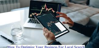 optimize your business for local searches