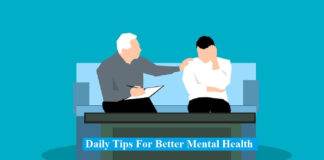 Daily Tips For Better Mental Health